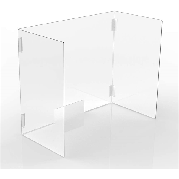 Clear Protective Sneeze Guard