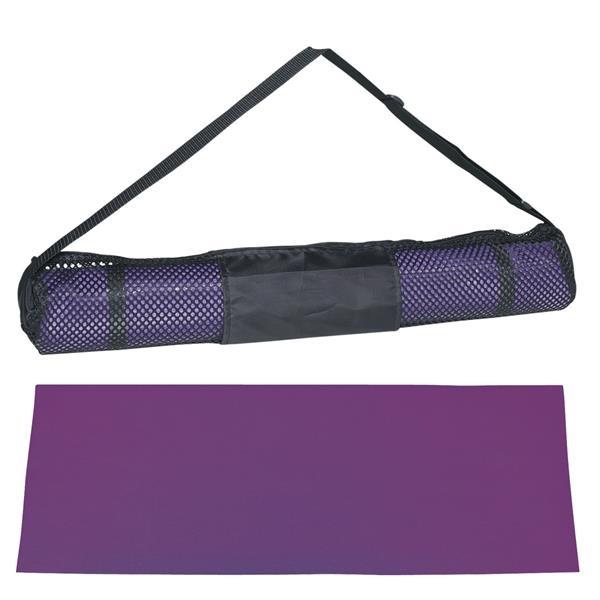 Easily coveyable Yoga mat
