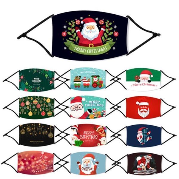 Christmas Mask for Adult and Kids