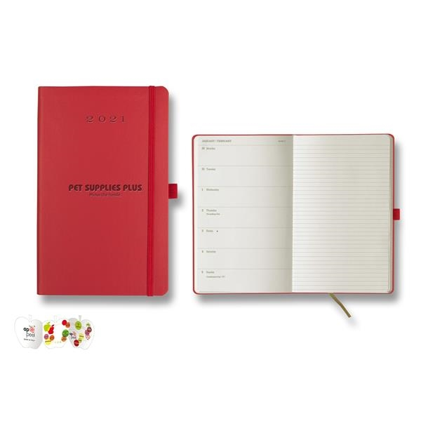ApPeel® Medio Weekly/Notes Planner