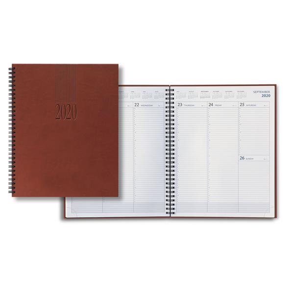 Tucson Large Desk Weekly Planner