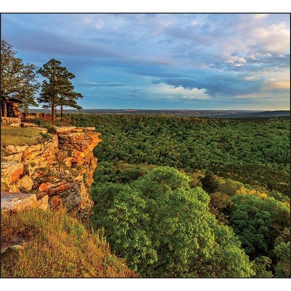 Landscapes of America Mini 2022 Appointment Calendar