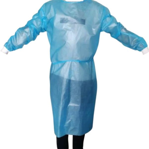 Non-Woven Disposable Isolation Gowns