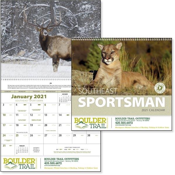 Southeast Sportsman 2020 Calendar