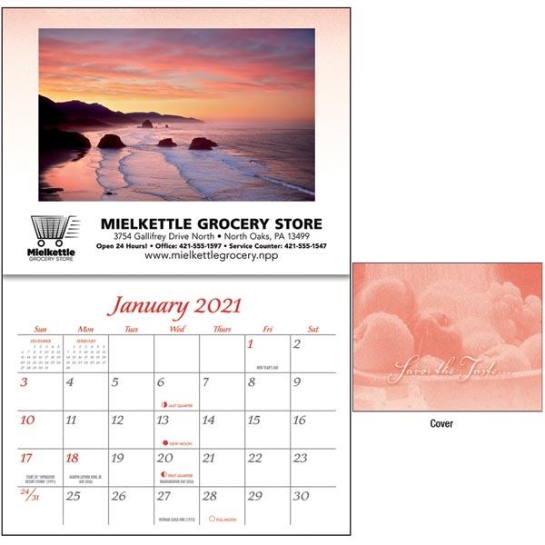 Recipe 2021 Calendar