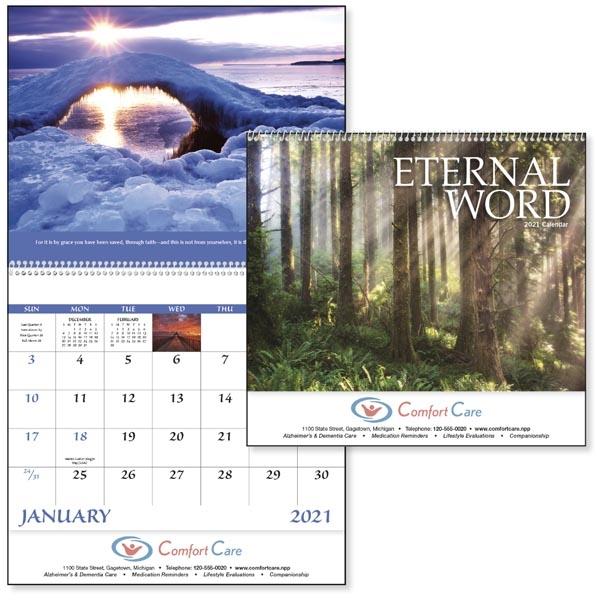 Spiral Eternal Word Religious 2022 Appointment Calendar