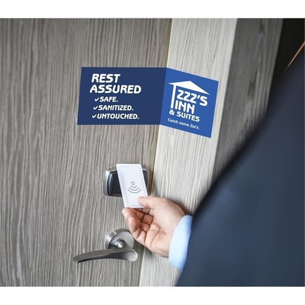 Hotel Safe&Sealed Blue Void
