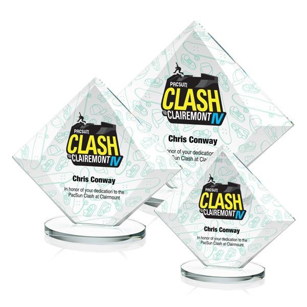 Teston VividPrint™ Award - Clear