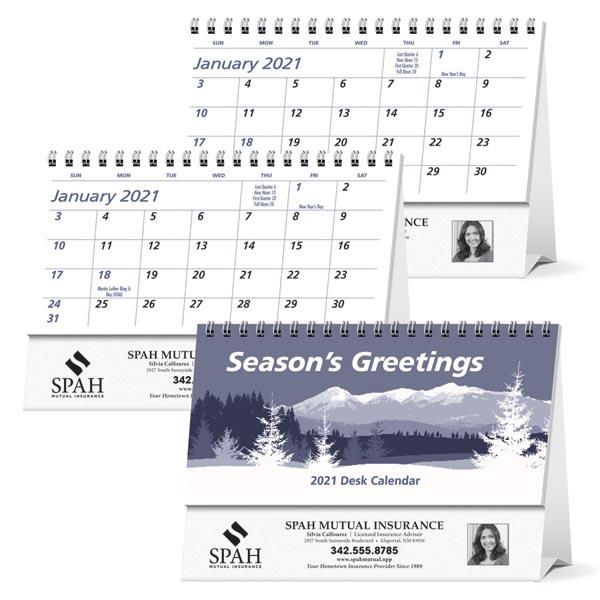 Econo 2022 Desk Calendar