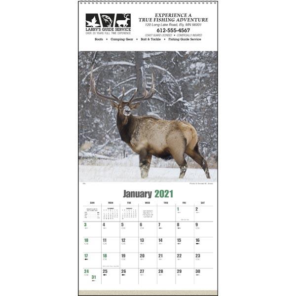 Sportsman 2022 Calendar