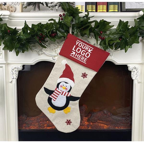 Christmas Decoration Gift Bag Candy Socks