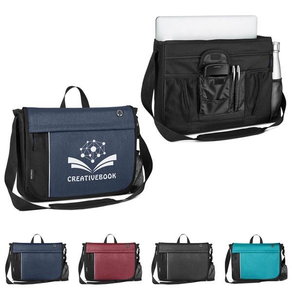 Austin Nylon Collection-Messenger Bag