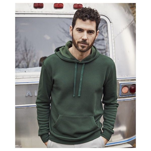 Alternative Eco-Cozy Fleece Pullover Hoodie