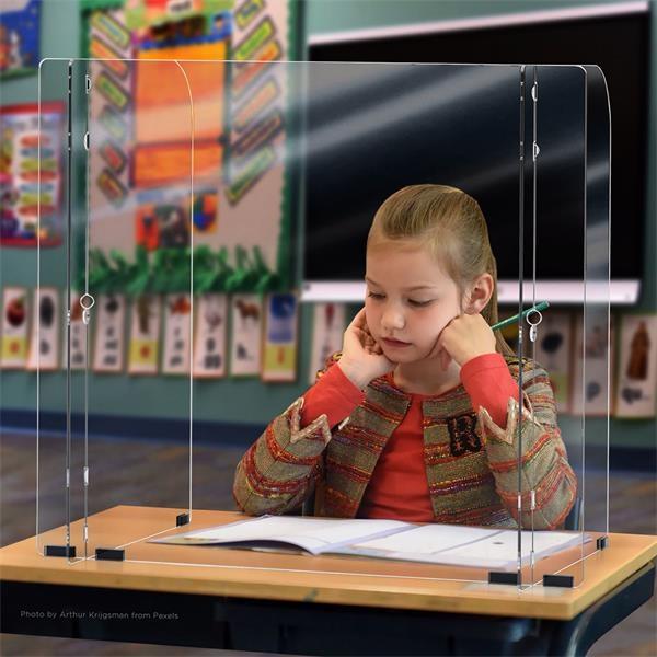 """1/8"""" School Safety Barrier"""