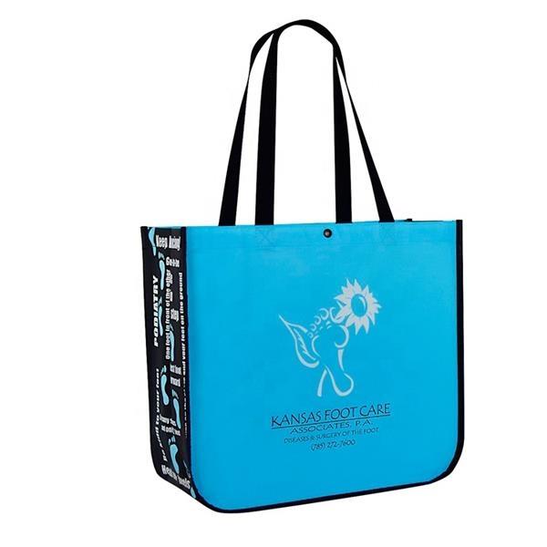 Laminated ShoppingTote Bag