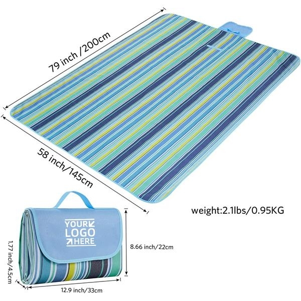 Large Picnic & Outdoor Blanket