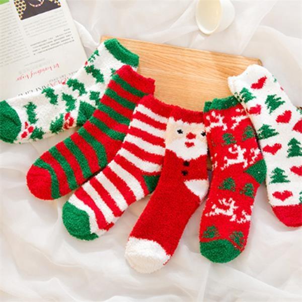 Thicken Adult Christmas Socks