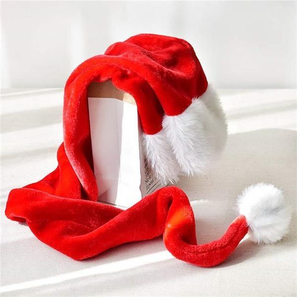Christmas hat adult 1.5 meters long