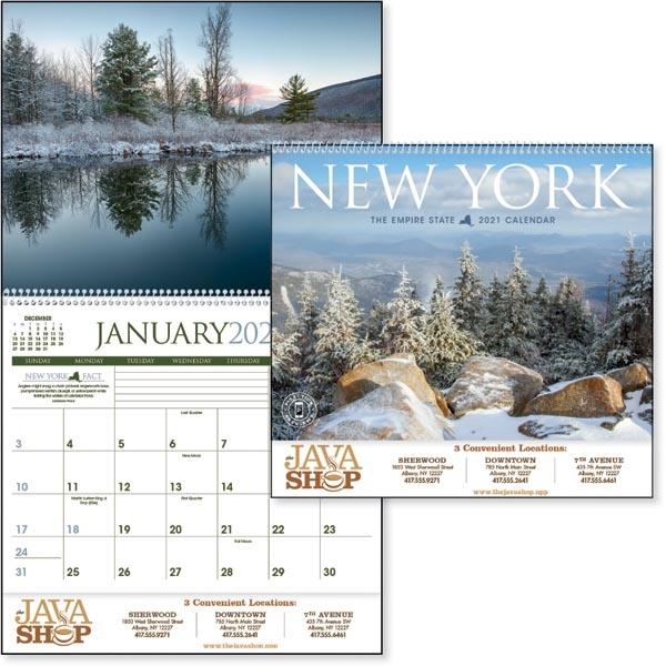 New York 2022 Calendar