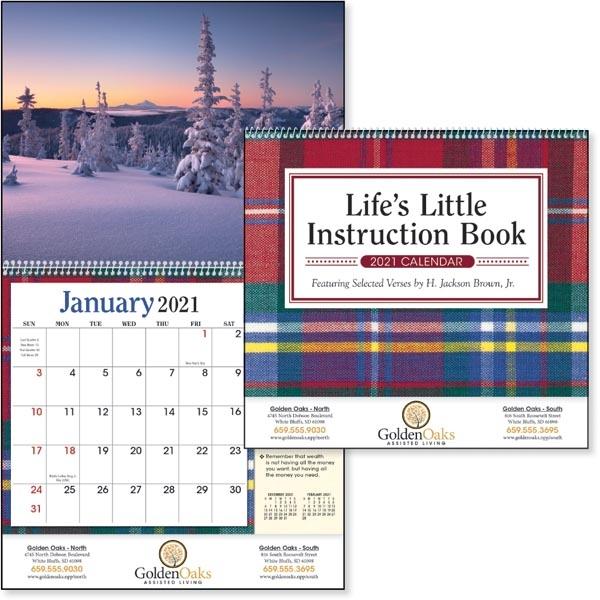 Life's Little Instruction Book 2022 Calendar