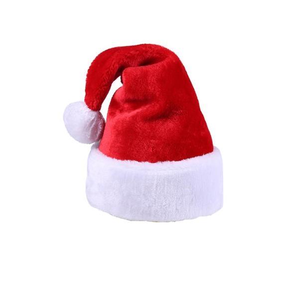 Plush Christmas Hat