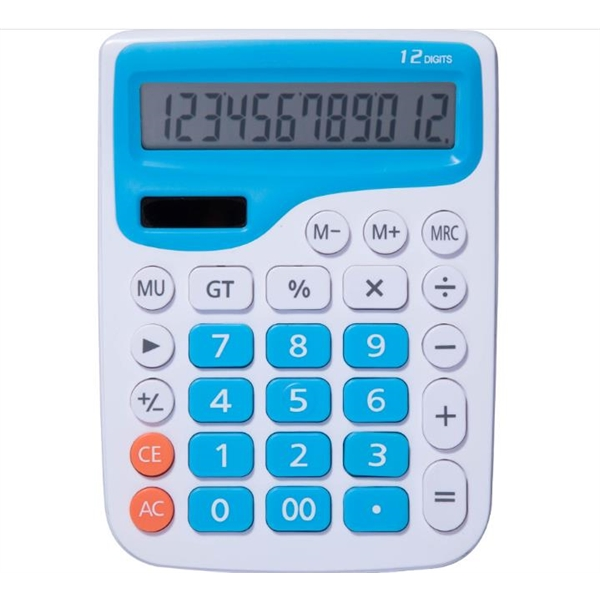 Dual power supply, business calculator