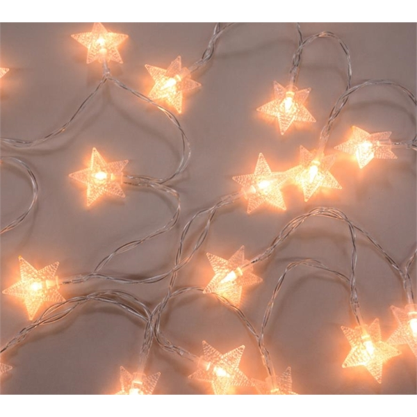 LED Window Curtain String Light Wedding Party Home Garden