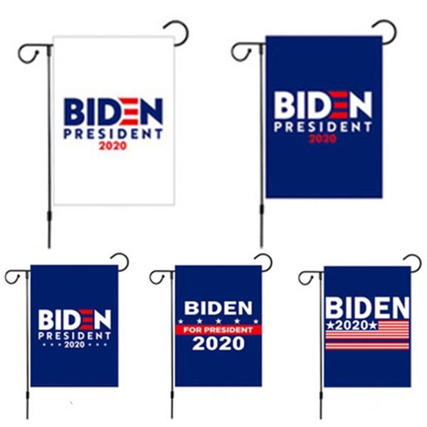 Biden Double Side Garden Flag
