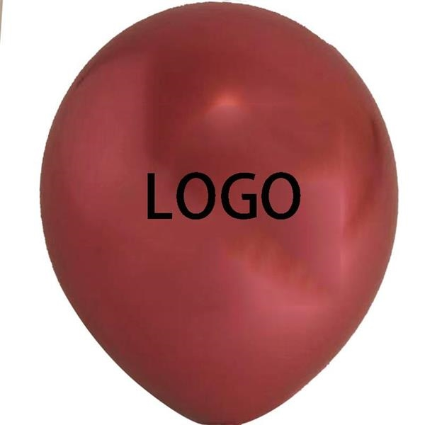 Customized latex balloon