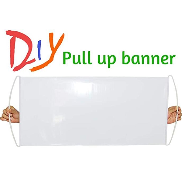 DIY Reusable Banner