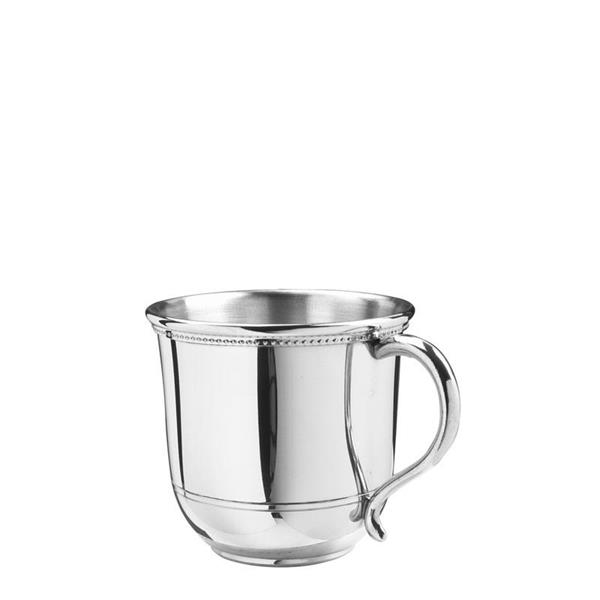 Pewter Images of America Baby Cup