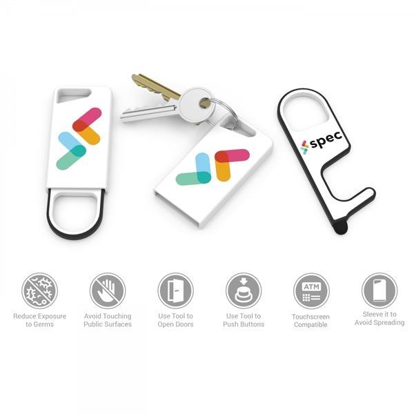 TouchScreen Tool Shield