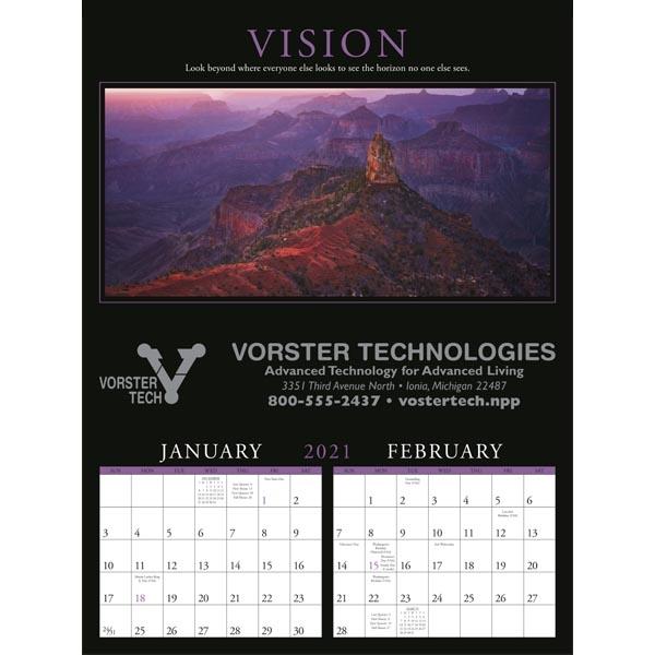 Motivations 2021 Calendar