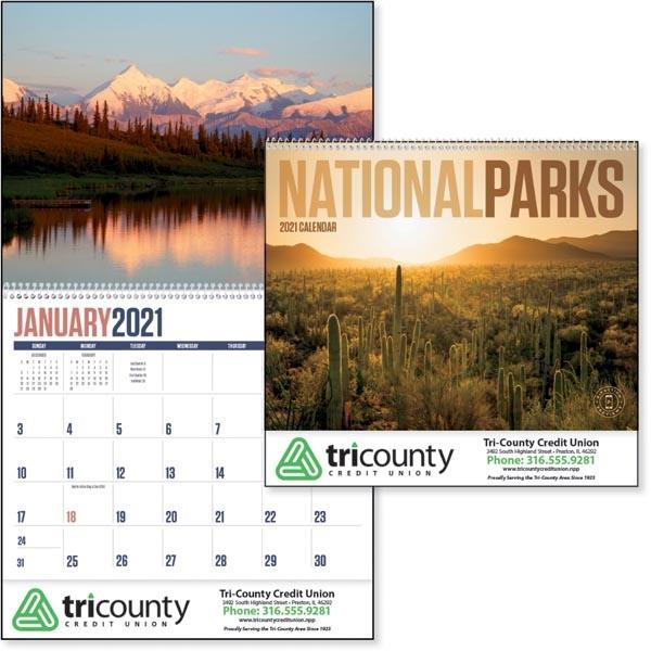 National Parks 2022 Calendar