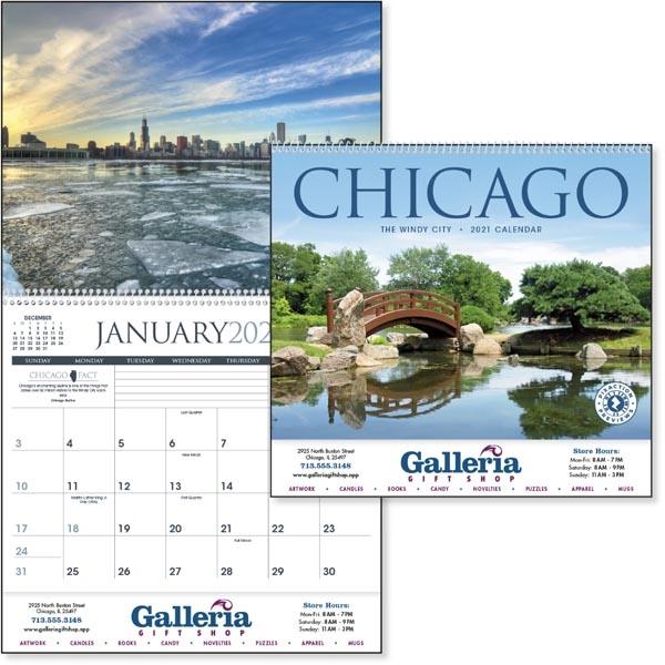 Chicago 2022 Calendar