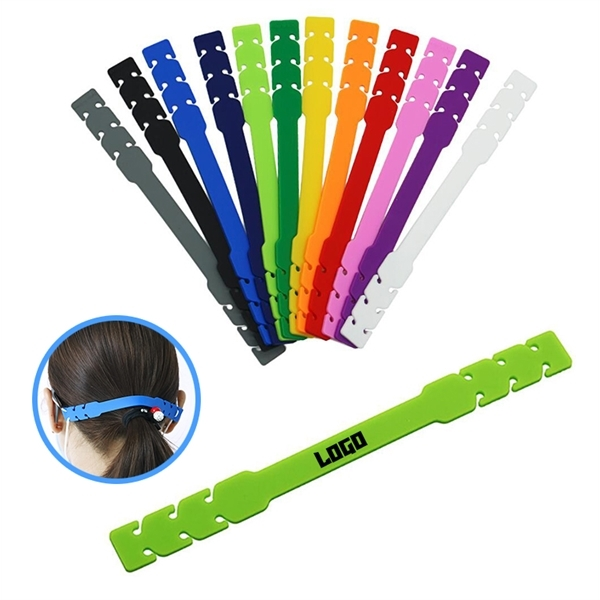 Silicone Mask Strap Buckle