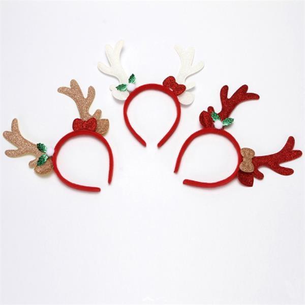 Christmas Antlers Hair Accessories