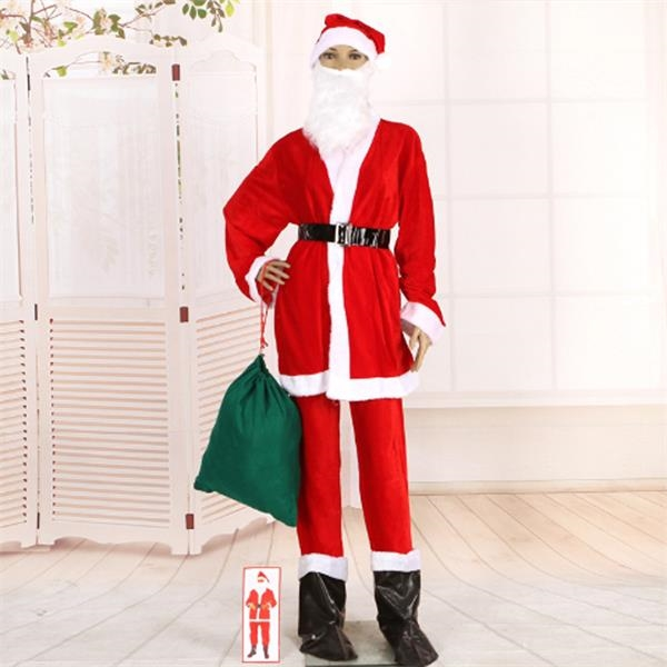 Christmas Adult Costume Set