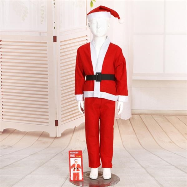 Non-Woven Children's Christmas Suit