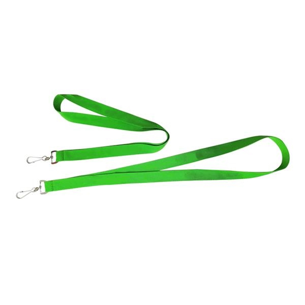 Custom Polyester Lanyard with J Hook