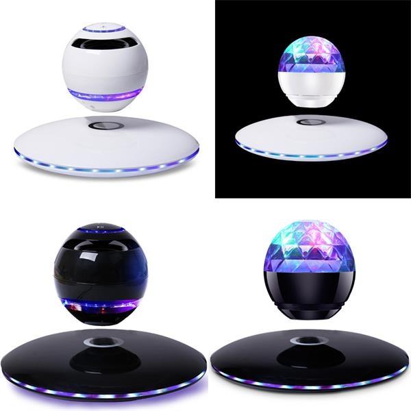 Magnetic Levitation Wireless Bluetooth Speaker