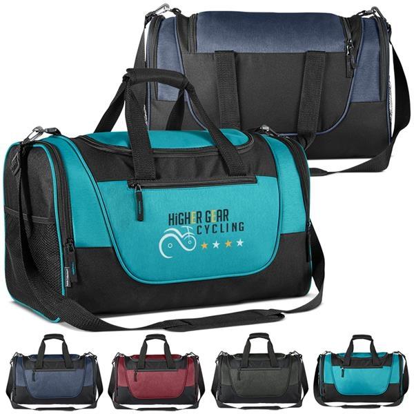 Austin Nylon Collection-Duffel Bag