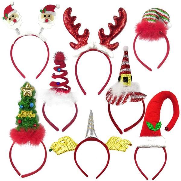 Christmas Headbands Party