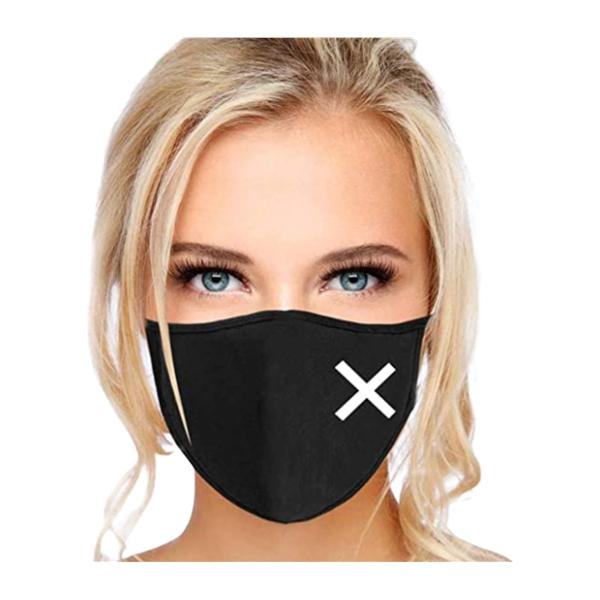 1-ply Dye Sublimated Face Mask