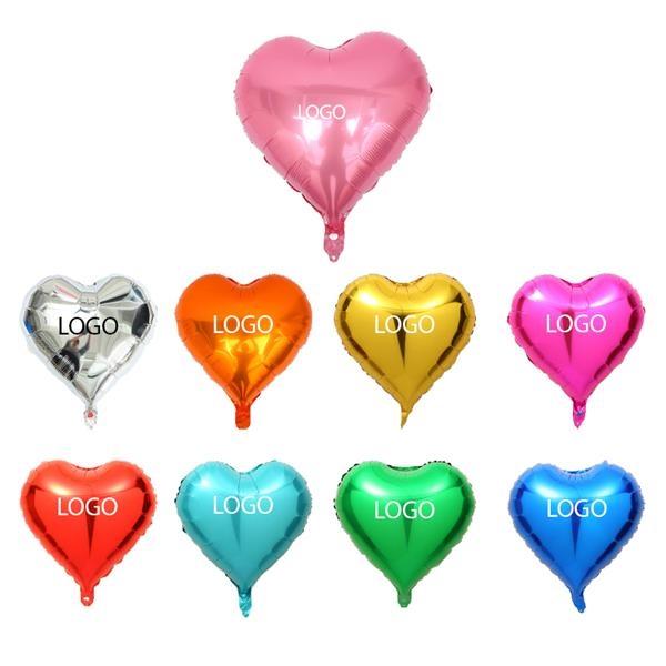 Love Aluminum Balloons