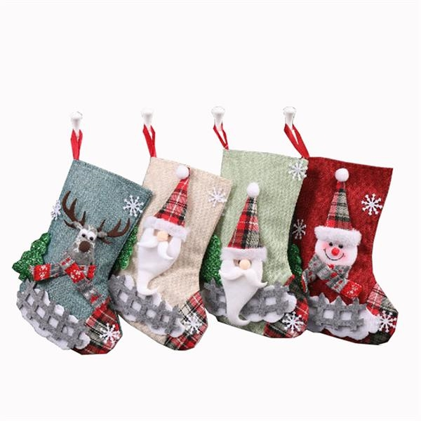 Christmas Stockings & Christmas Decorations