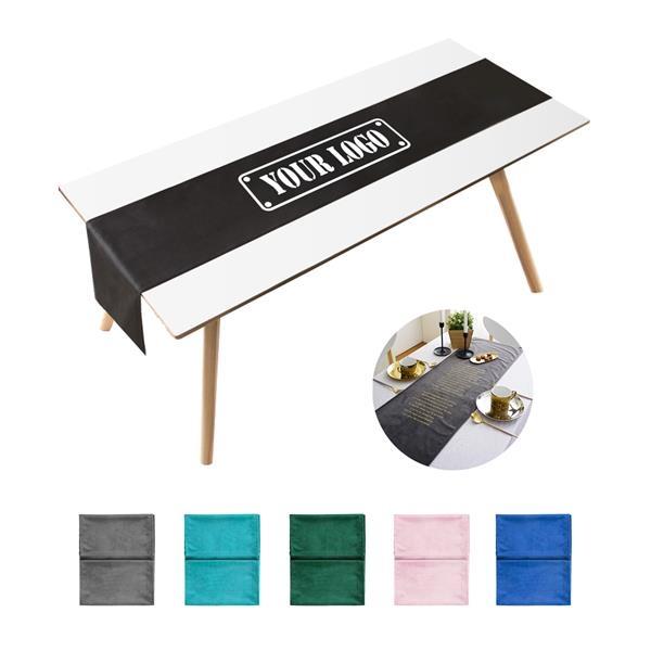 Full Color Custom Table Runners