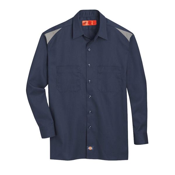 Dickies Long Sleeve Performance Team Shirt