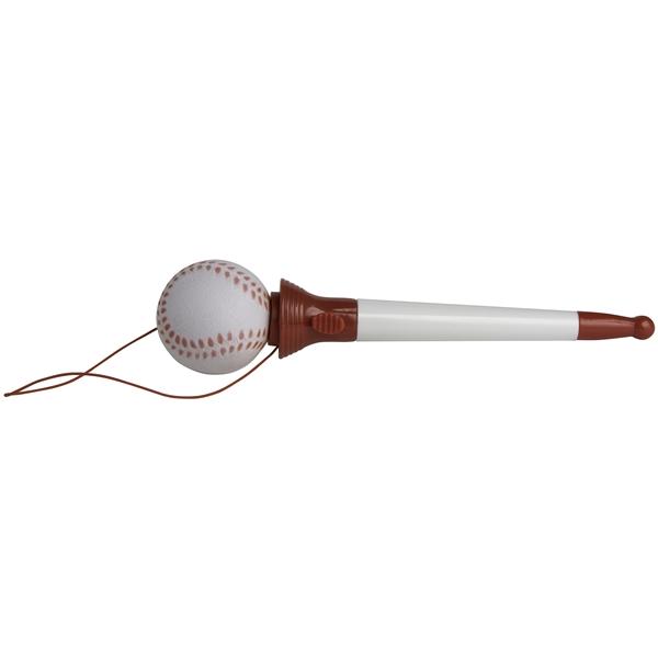 Baseball Pop Top Pen