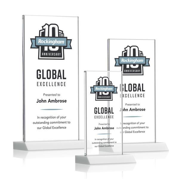 Bolton VividPrint™ Award - Clear
